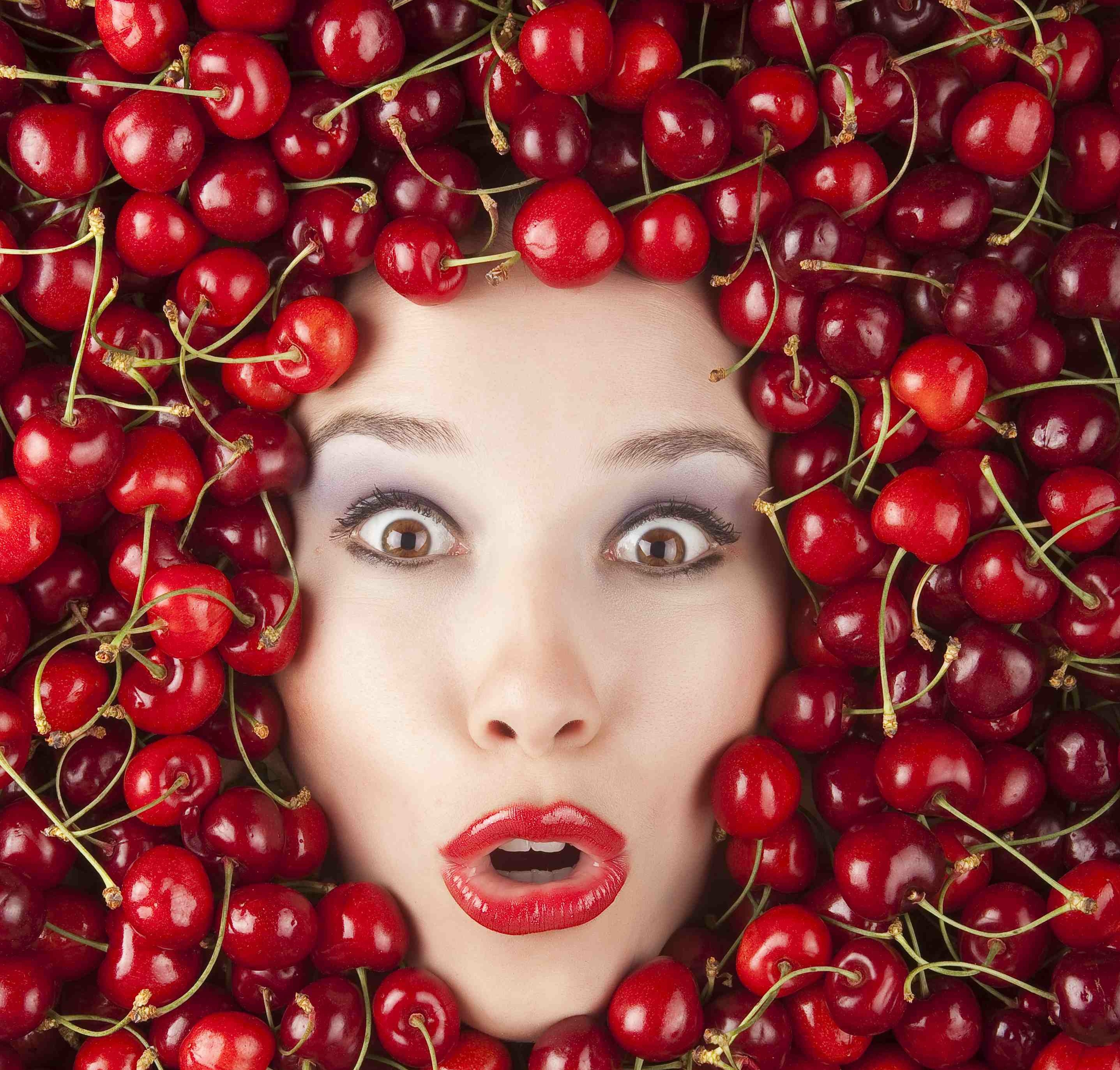 Tart-cherries