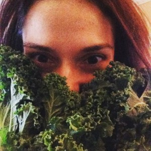 a Love the Kale King