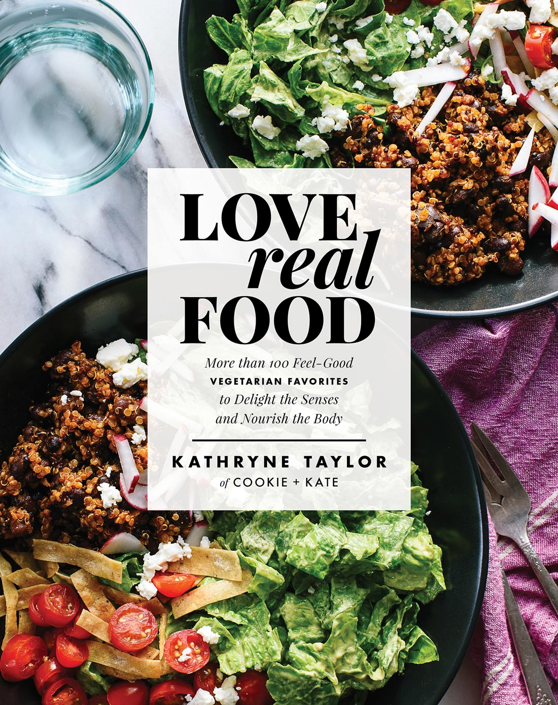 Love real food book