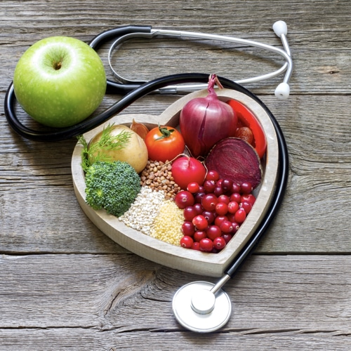 blood pressure heart health